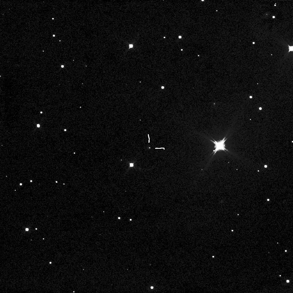 Comet C/2012 S1 (ISON) Faulkes North Telescope 24th October 2012