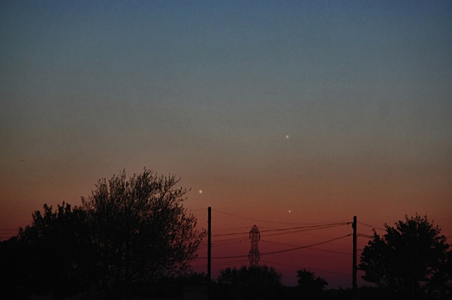 mercury venus jupiter Simon